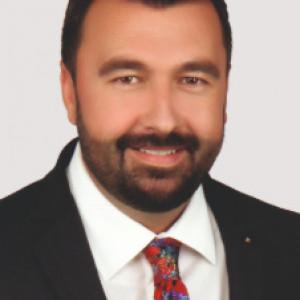 Mariusz Bieniek - starosta w: płocki
