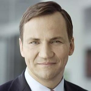 Radosław Sikorski - informacje o europośle