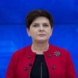 Beata Szydło - informacje o europośle