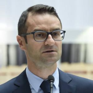 Tomasz Poręba - kandydat na europosła w: Okręg nr 9 - województwo podkarpackie