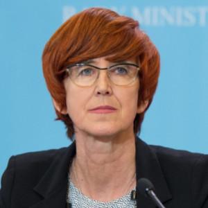 Elżbieta Rafalska - kandydat na europosła w: Okręg nr 13 - województwo lubuskie i zachodniopomorskie