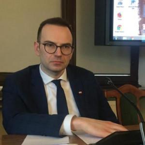 Marcin Duszek - kandydat na europosła w: Okręg nr 8 - województwo lubelskie