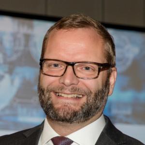 Steffen Bobsien - DB Cargo Polska SA - prezes zarządu