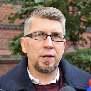Jarosław Pilc - kandydat na europosła w: Okręg nr 12 - województwo dolnośląskie i opolskie