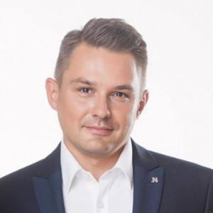 Marcin Gołaszewski - kandydat na europosła w: Okręg nr 6 - województwo łódzkie