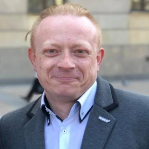 Paweł Grzegorczyk - kandydat na europosła w: Okręg nr 8 - województwo lubelskie