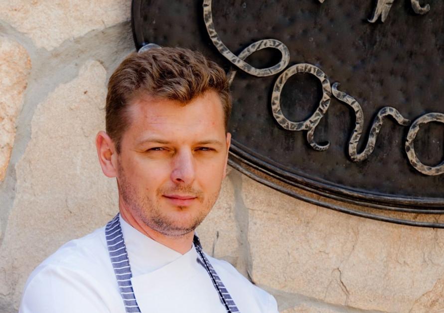 Dominik Duraj - szef kuchni, Villa Gardena - sylwetka osoby z branży HoReCa