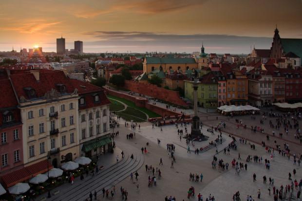Okręg nr 4 - Warszawa z 8 powiatami województwa mazowieckiego