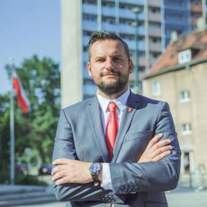 Łukasz Hamadyk - Kandydat na europosła w: Okręg nr 1 - województwo pomorskie