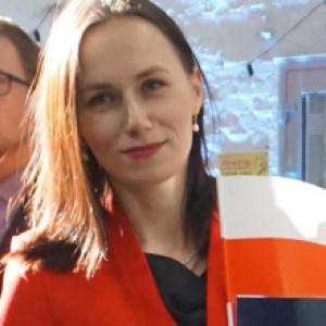 Monika Piskorz - kandydat na europosła w: Okręg nr 4 - Warszawa z 8 powiatami województwa mazowieckiego