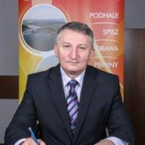 Bogusław Waksmundzki - radny w: nowotarski