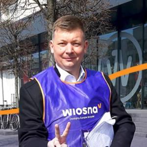 Michał Syska - Kandydat na europosła w: Okręg nr 12 - województwo dolnośląskie i opolskie