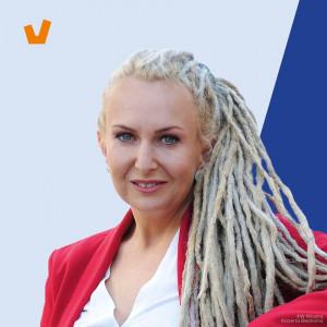 Katarzyna Odrowska - Kandydat na europosła w: Okręg nr 12 - województwo dolnośląskie i opolskie