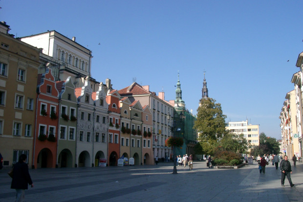 Legnica - rynek, Taw /Wikimedia commons /(CC BY-SA 2.5)