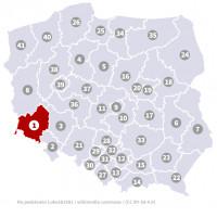 Wybory do Sejmu - Okręg nr 1, dolnośląskie