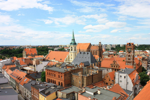 Toruń, Stare Miasto, Dawid Galus / Wikimedia commons / (CC BY-SA 3.0)