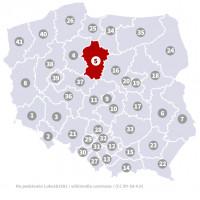 Wybory do Sejmu - Okręg nr 5, kujawsko-pomorskie
