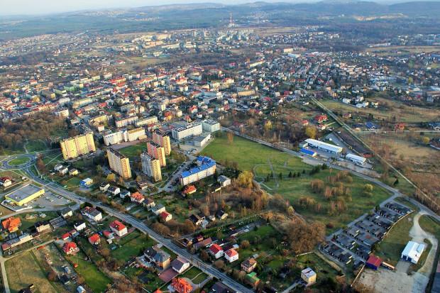 Panorama Chrzanowa z lotu ptaka, Paweł Pawłowski / Wikimedia commons / (CC BY-SA 3.0)