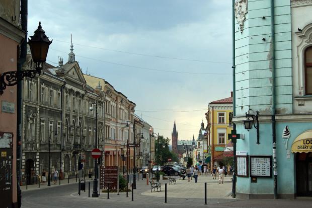 Ulica Krakowska - Tarnów, Nowy Sącz, Lord / Wikimedia commons / (CC BY-SA 1.0)