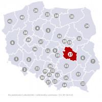 Wybory do Sejmu - Okręg nr 17, mazowieckie