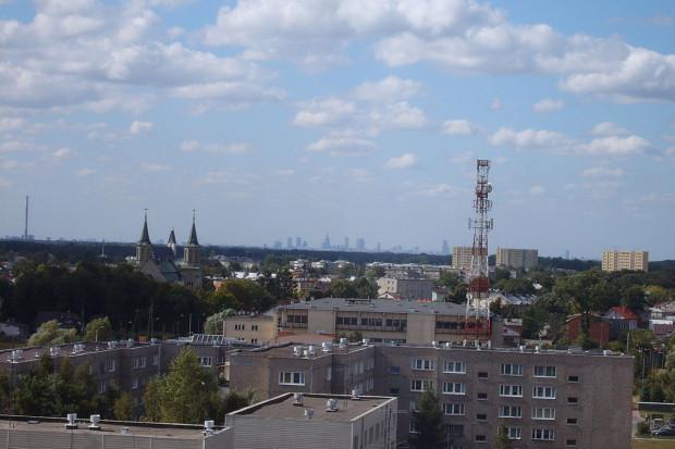 Okręg nr 20: Warszawa II, Piaseczno, Pruszków, Wołomin