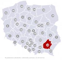 Wybory do Sejmu - Okręg nr 23, podkarpackie