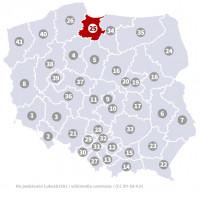 Wybory do Sejmu - Okręg nr 25, pomorskie
