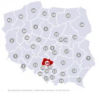 Wybory do Sejmu - Okręg nr 28, śląskie