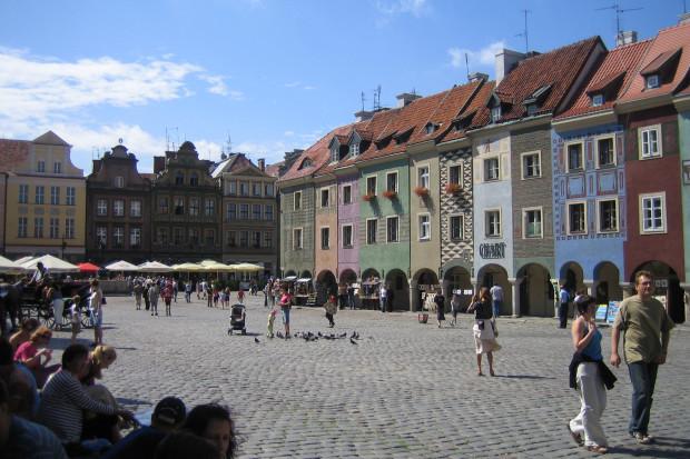 Poznań, Stary Rynek. Fot.: Sébastien Bertrand / Flickr.com / (CC BY 2.0)