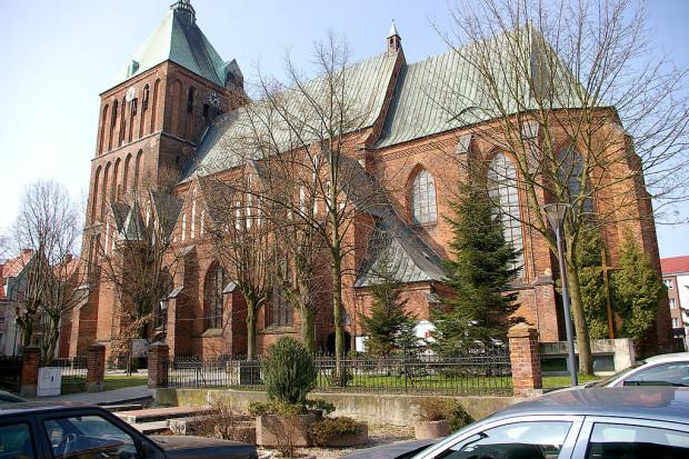 Koszalin, katedra. Fot.: Sven Rosborn / Wikimedia Commons / (CC BY-SA 3.0)