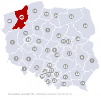 Wybory do Sejmu - Okręg nr 40, zachodniopomorskie