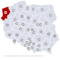 Wybory do Sejmu - Okręg nr 41, zachodniopomorskie
