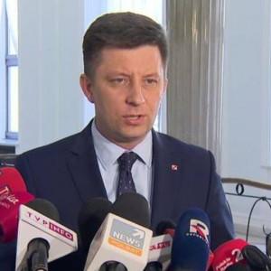 Michał Dworczyk - poseł w: Okręg nr 2