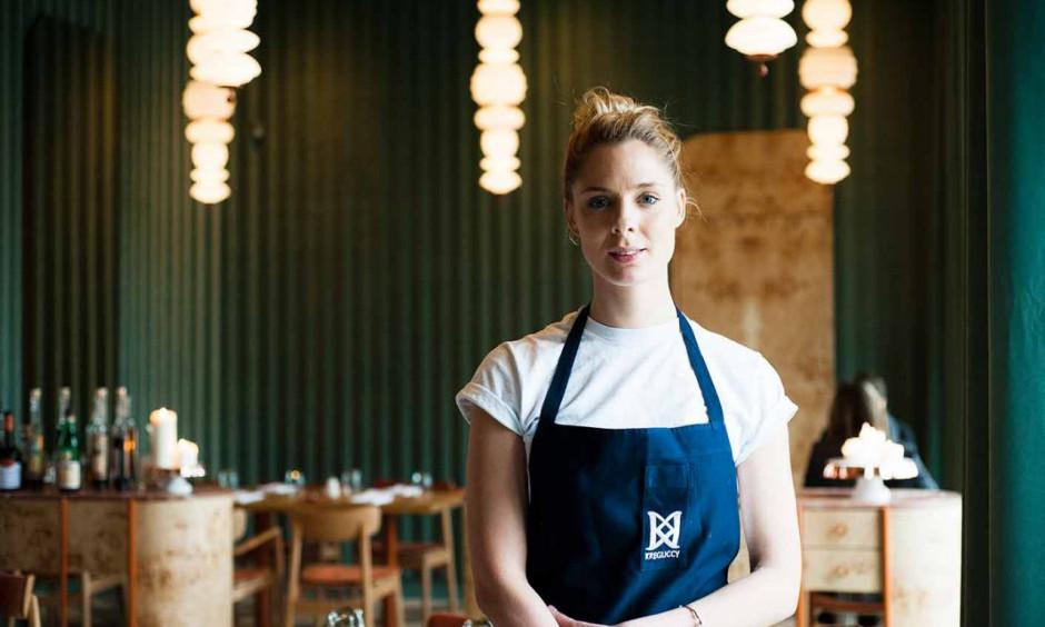 Flavia  Borawska - szefowa kuchni, Opasły Tom - sylwetka osoby z branży HoReCa
