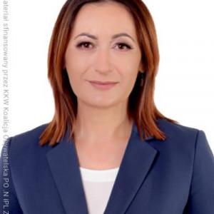 Elżbieta Kozak - kandydat na radnego do sejmiku wojewódzkiego w: lubuskie - Kandydat na posła w: Okręg nr 8