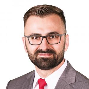Hubert Górski - radny w: Ełk