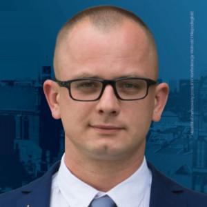 Kamil Wysocki - kandydat na radnego w: Ełk - Kandydat na posła w: Okręg nr 35