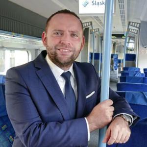 Aleksander Drzewiecki - Koleje Śląskie - prezes zarządu