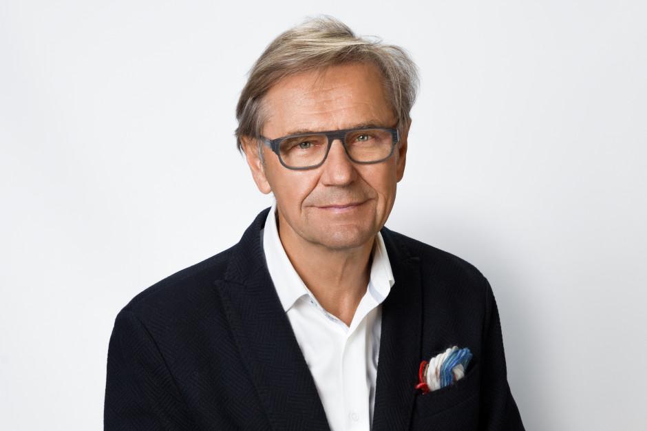 Zbigniew Reszka - prezes, architekt, Arch-Deco - sylwetka osoby z branży architektonicznej
