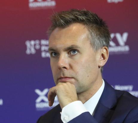 Michał Pieprzny - szef oddziału krajowego, SAS Institute Polska - sylwetka osoby z branży FMCG/handel/przemysł spożywczy