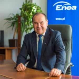 Bogusław Rybacki - Enea Elektrownia Połaniec - prezes zarządu