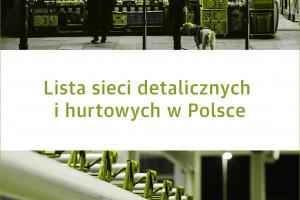 Lista 450 sieci detalicznych i hurtowych w Polsce - edycja 2020